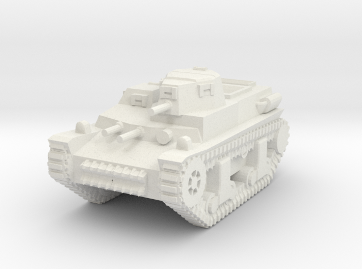 1/100 Marmon-Herrington T14 3d printed