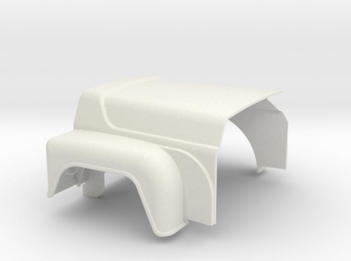 MACK-Hood-1-10 3d printed