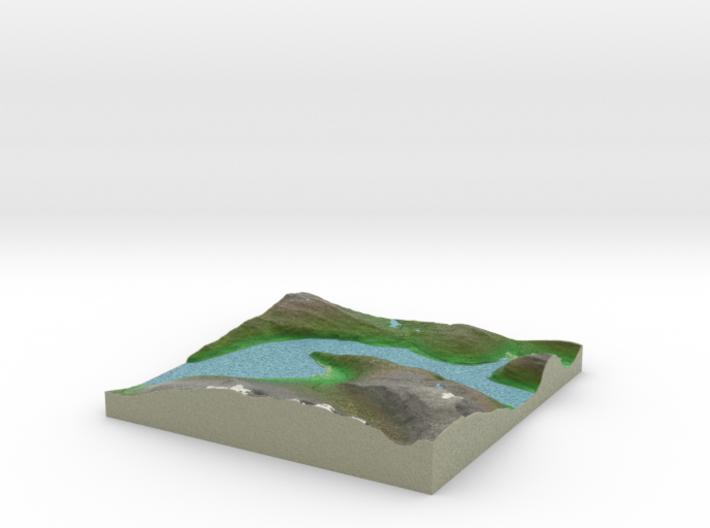 Terrafab generated model Thu Feb 27 2014 23:41:22 3d printed