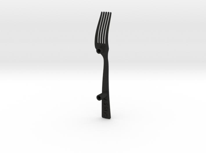 fork plastic 3d printed