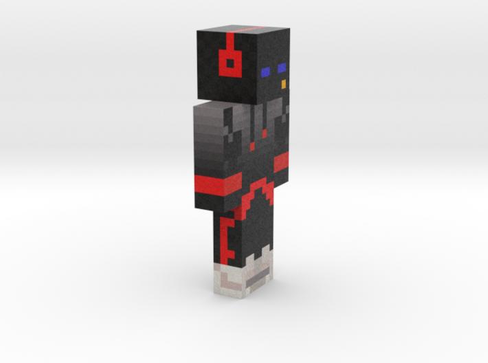 6cm | ExternalBleedinq 3d printed