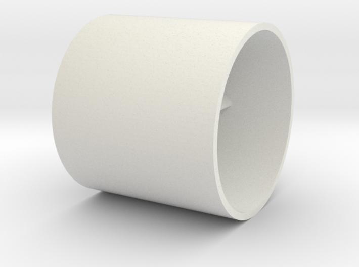 25mm EDF case for 12mm motors 3d printed
