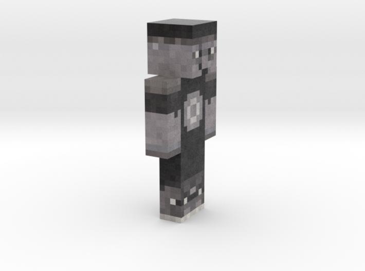 6cm   Tahooey 3d printed