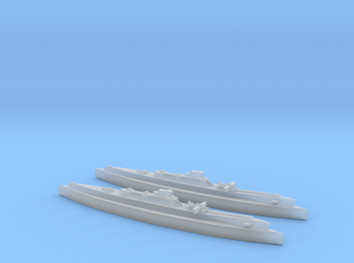 I-400 (1/2400) x2 3d printed