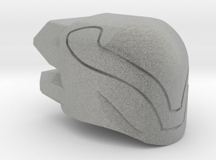 Foresight Titan Helm 3d printed