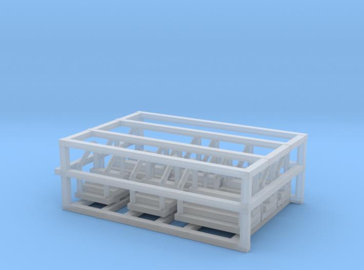 Steps 3d printed