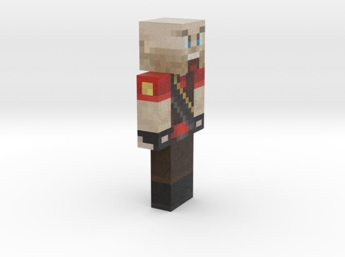 6cm | TheNinjaFish 3d printed