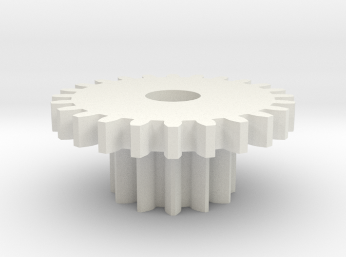 DS Small Gear Wheel 3d printed
