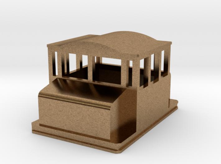Skb - Metal Version 3d printed