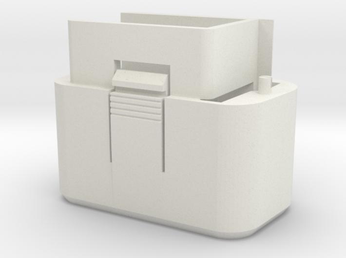 Capot Smart Batterie Phantom 2 5800 mAh 3d printed