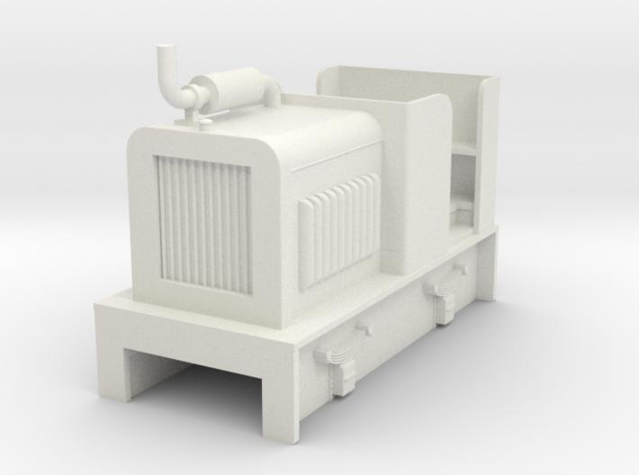 O9 diesel loco 2 3d printed
