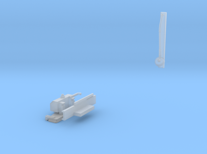 Frontsauger+Handsauger 3d printed