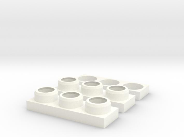 Defender NAS Tail Light Housing Set 3d printed