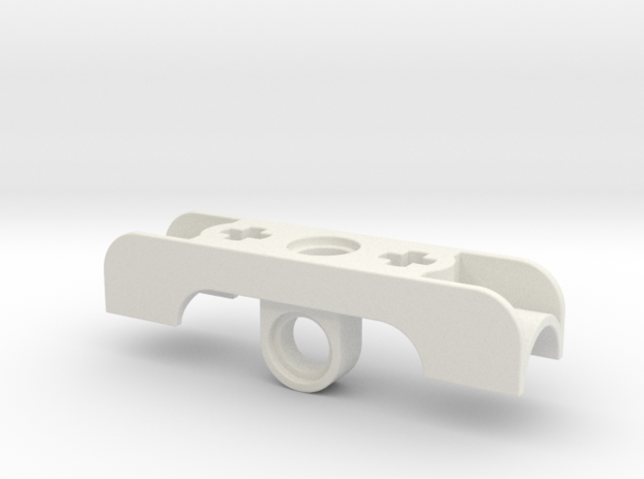 Small Cylinder Bracket 3d printed
