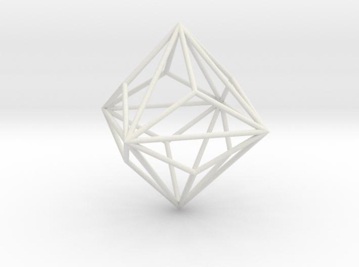 SmallTriakisOctahedron 70mm 3d printed