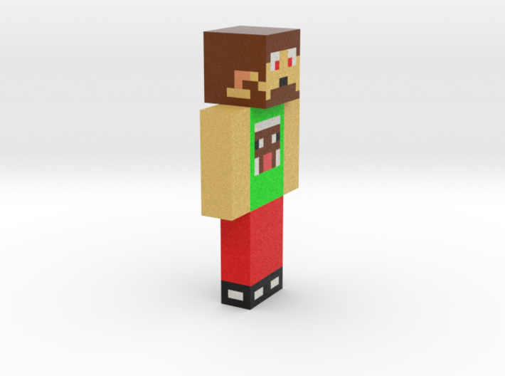 6cm | Minecraft_Champ6 3d printed