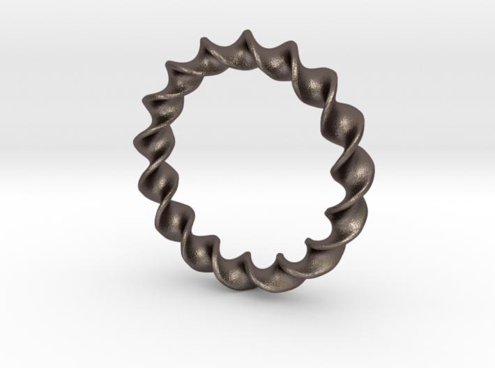 Tore bracelet 3d printed