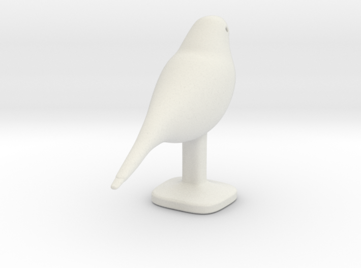 Canary Bird 3d printed