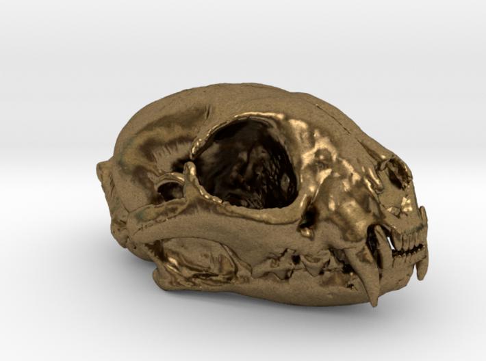 Leopard cat 3d printed