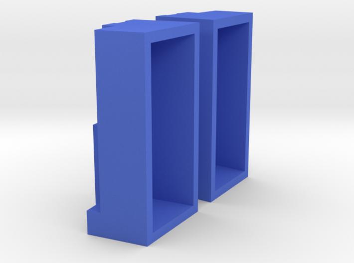 Keyboard Riser Surface Type 2 3d printed