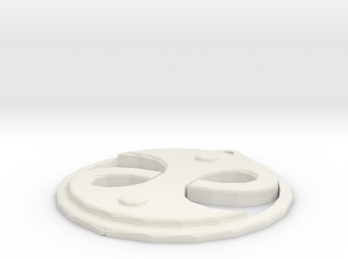 Guild Seal 3d printed