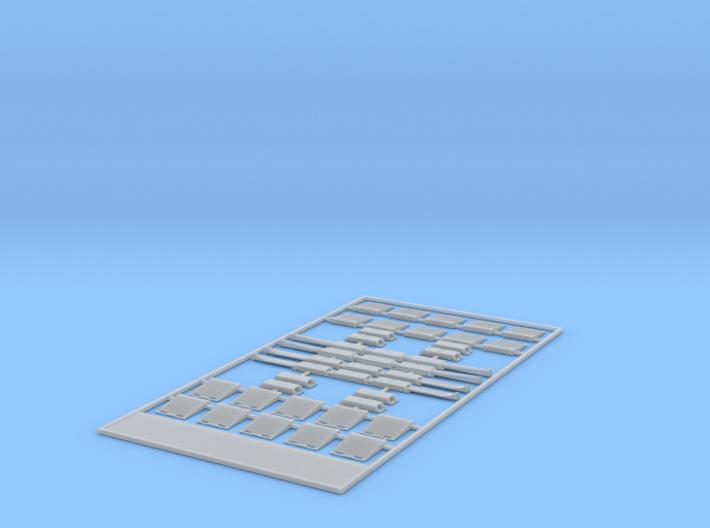 Schlauchbrüˆcken-HFS-System 3d printed