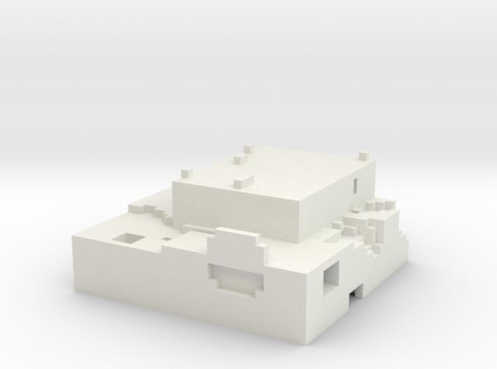 fort 3d printed