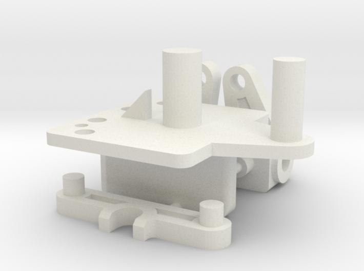 Sparepartkit Steering 3d printed
