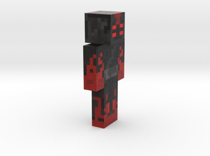 6cm | Andalite 3d printed