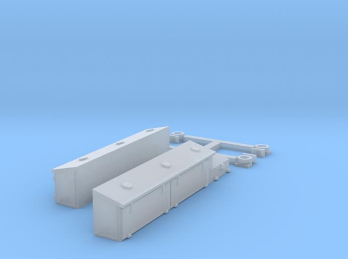 N SJ Litt V1 for GF Class08 3d printed