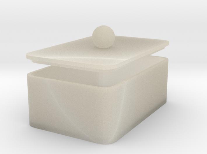 MyBOX 4x6x2 cm 3d printed