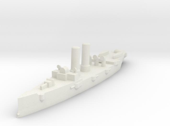 USS Montgomery (1890) 1:1200 x1 3d printed