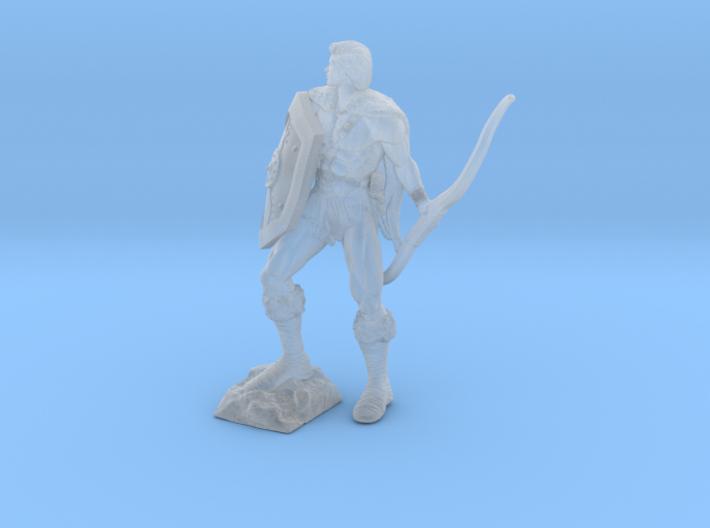Raider 3d printed