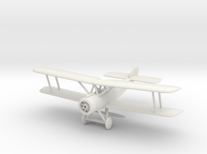 1/144 Sopwith 1 1/2 Strutter 3d printed