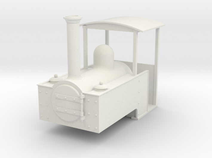 loco complete no5 gn15 3d printed