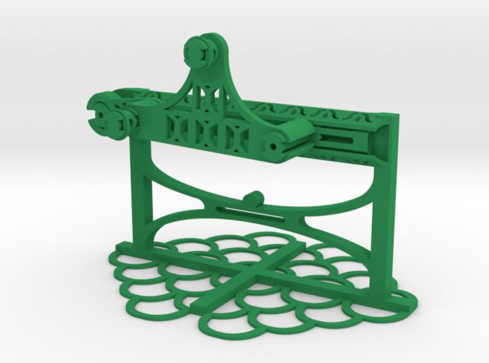 Crank Slider 3d printed