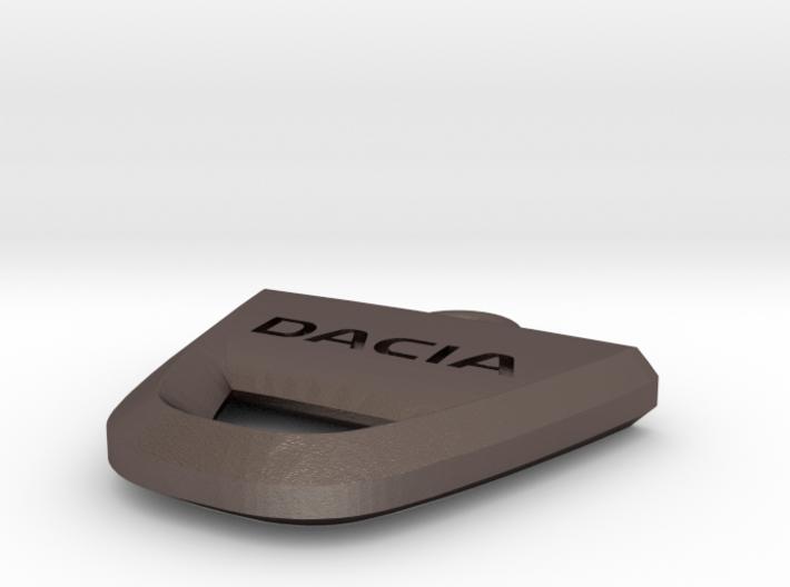 Dacia Keychain 3d printed