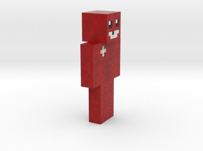12cm | tomboys 3d printed