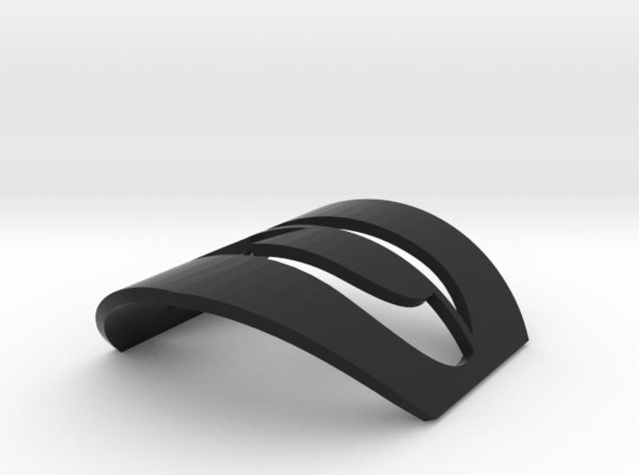 Headtube Badge Diamant - plastic 3d printed