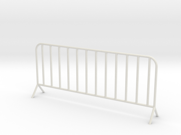 1:24 Scale- Fence panel 3d printed