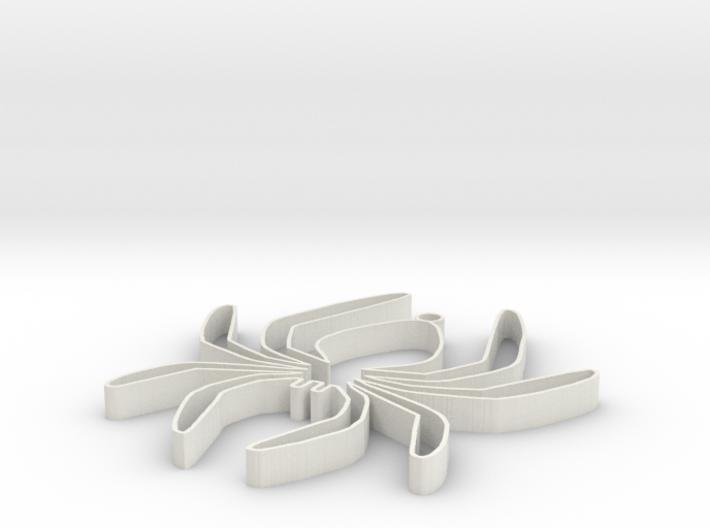 spinknoet 3d printed