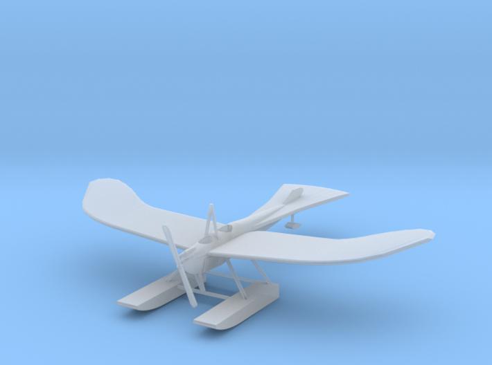 Rumpler Taube Floatplane 1/144th Scale 3d printed