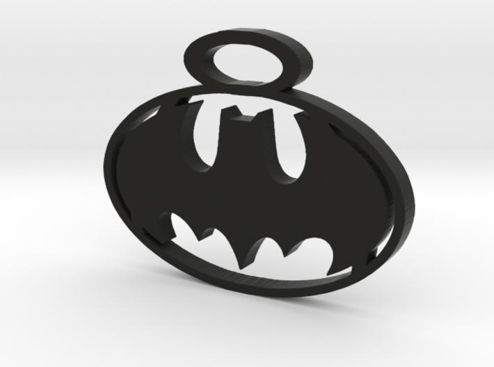 BATMAN pendant 3d printed
