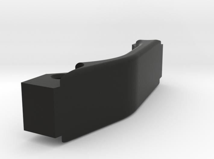 AR15 Enhanced Trigger Guard 3d printed