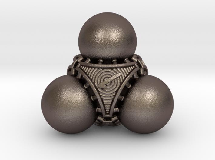 Nucleus D4 3d printed