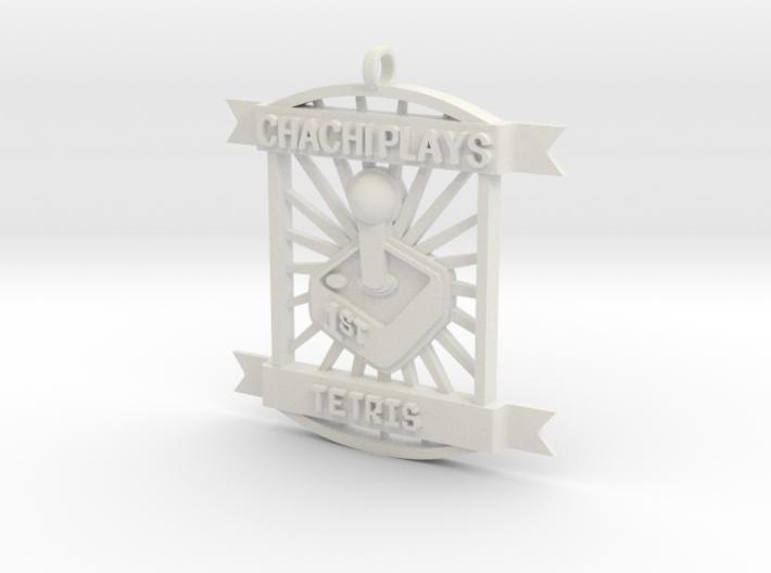 ChachiPlays Tetris 1stPlace 3d printed