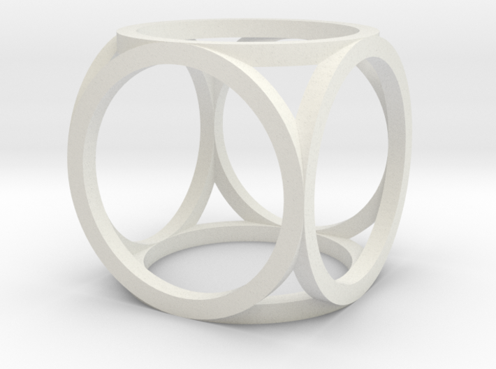 oCube Small 3d printed