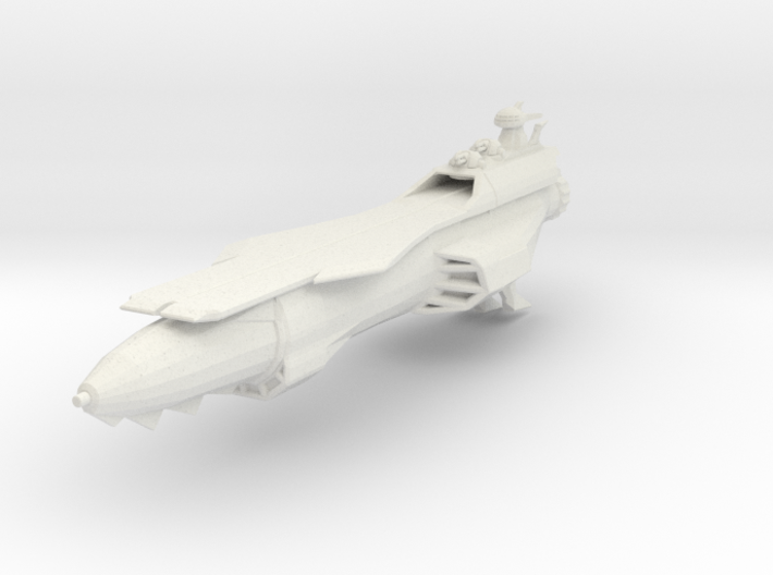 Gorgol Command Carrier 3d printed