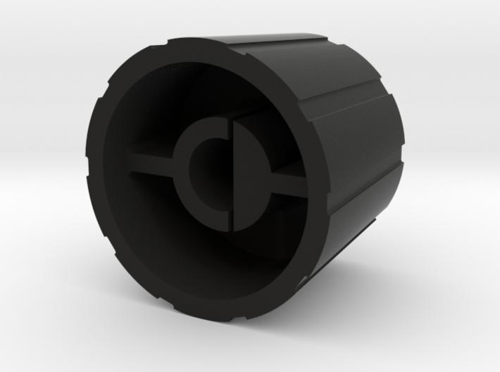 TTi PL320 Knob 3d printed