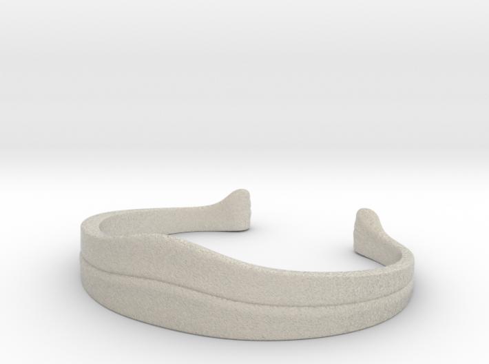 Princess Bracelet 3d printed